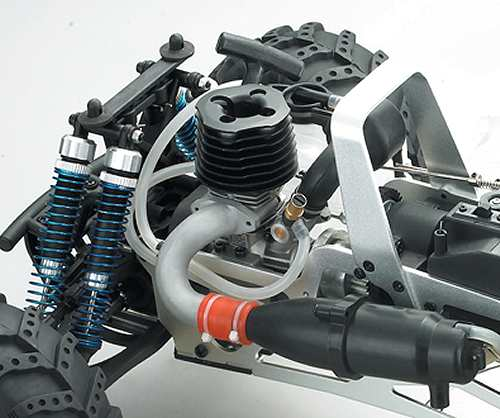 HBX Xtra-Fire Chassis