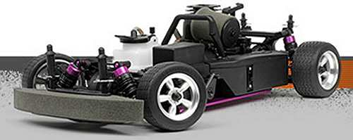 HPI Racing Nitro RS4 3 18SS+ Chassis