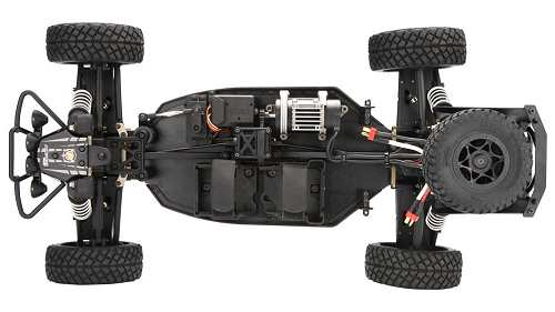 HPI Racing Apache C1 Flux Chassis