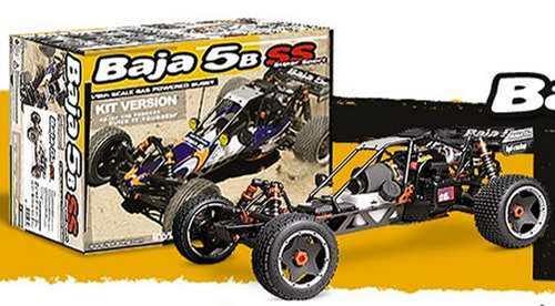 HPI Racing Baja 5B SS