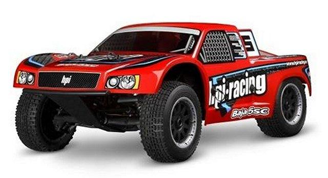 HPI Baja-5SC - 1:5 Nitro Truck