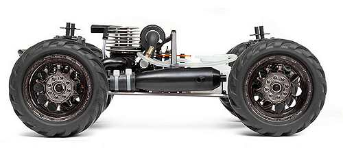 HPI Racing Bullet ST 3.0 Chassis