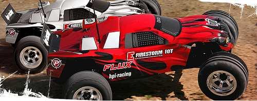 HPI Racing E-Firestorm 10T Flux