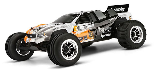 HPI E-Firestorm Flux - Brushless - 1:10 Electric Truck