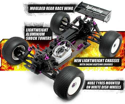 HPI Racing Hellfire SS