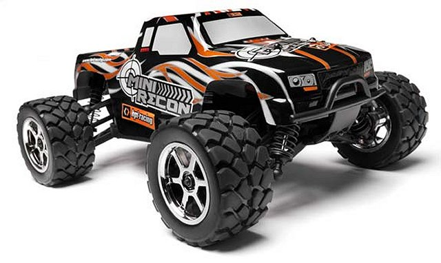HPI Mini Recon - 1:18 Electric Monster Truck