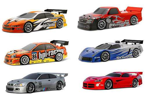 HPI Racing Nitro RS4 3 Evo