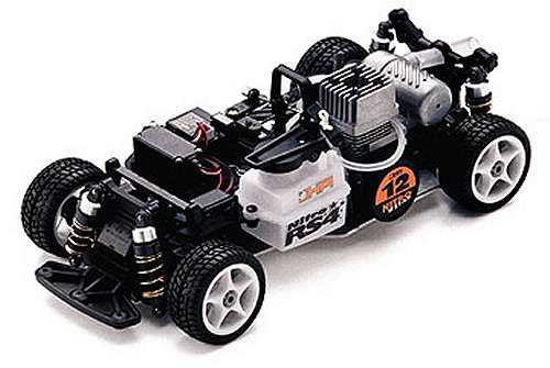 HPI Racing Nitro RS4 Mini Chassis