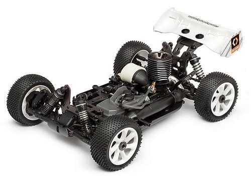 HPI Racing Pulse 4.6 Chassis