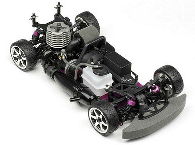 HPI RS4 3 Evo+ - 1:10 Nitro Touring Car
