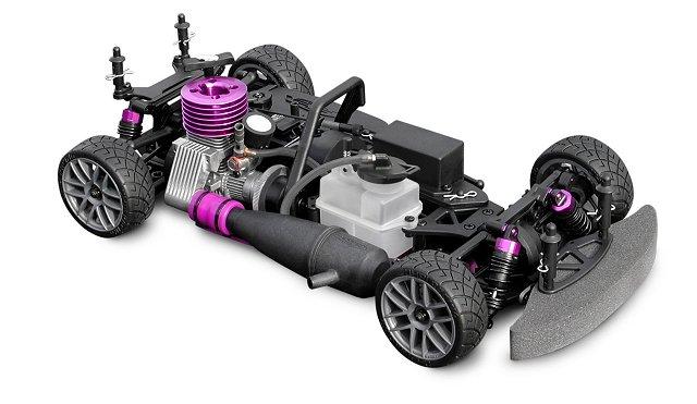 HPI RS4 3 - 1:10 Nitro Touring Car