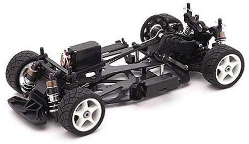 HPI Racing RS4 Mini Pro Chassis