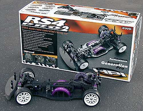 HPI RS4 Pro-2 - # 173 • (Radio Controlled Model Archive) • RCScrapyard