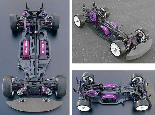 HPI Racing RS4 Pro 2 Chassis