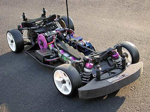 HPI Racing RS4 Pro 3 Chassis