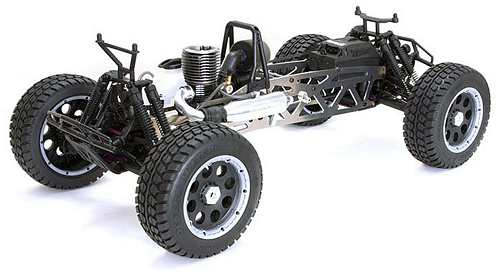 HPI Racing Savage 5T Chassis