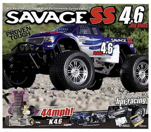 HPI Racing Savage SS 4.6