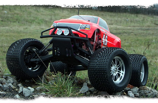 HPI Savage SS 4.6 - 1:8 Nitro Monster Truck
