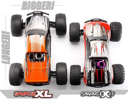 HPI Racing Savage XL 5.9