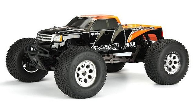 HPI Savage XL 5.9 - 1:8 Nitro Monster Truck