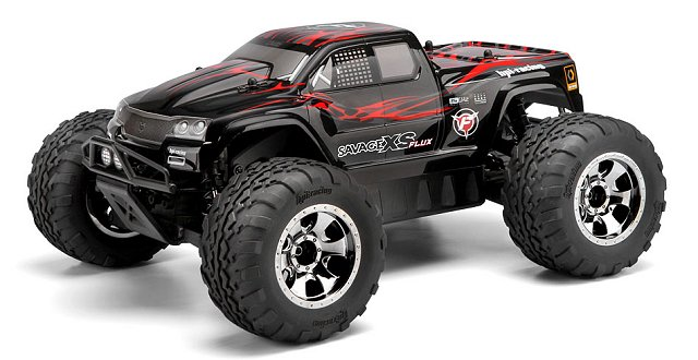 HPI Savage XS Flux - 1:10 Electric Monster Truck