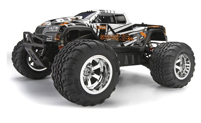 HPI Savage XS SS - 1:12 Electric Monster Truck