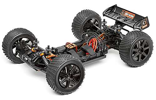 HPI Racing Trophy Flux Truggy Chassis