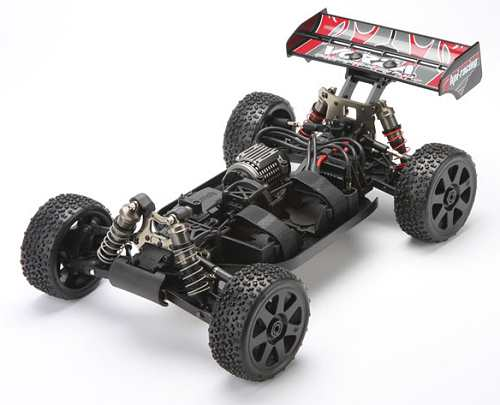HPI Racing Vorza Flux HP Chassis