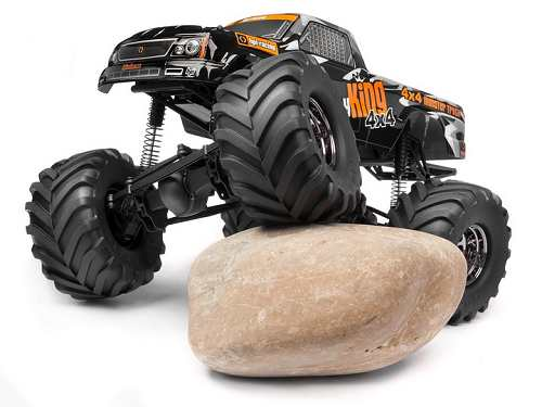 HPI Racing Wheely King 4x4