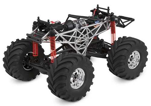 HPI Racing Wheely King 4x4 Chassis