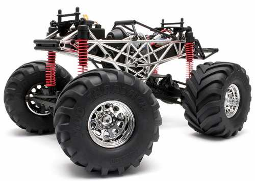 HPI Racing Wheely King Chassis