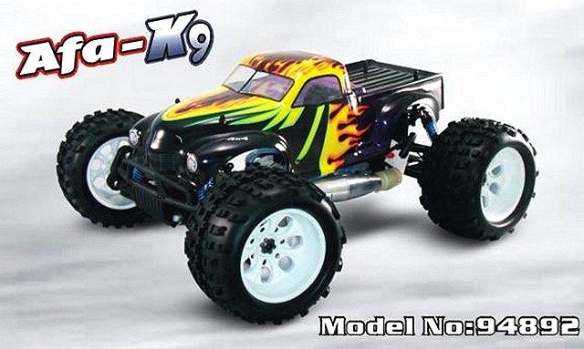 HSP Afa-K9 - 94892 - 1:8 Nitro Monster Truck