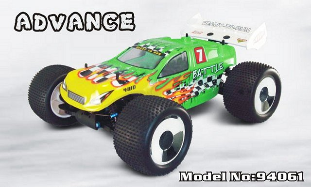 HSP Advance - 94061 - 1:8 Electric Truggy