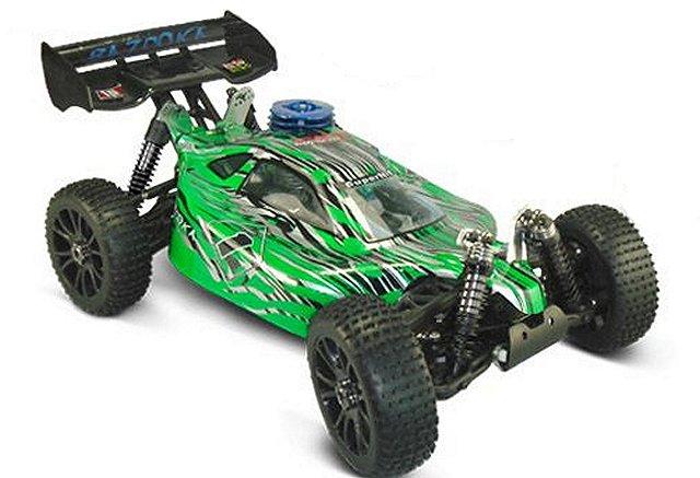 HSP BT9.5 - 94885 - 1:8 Nitro Buggy