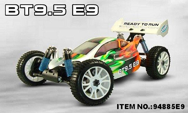 HSP BT9.5-E9 - 94885E9 - 1:8 Electric Buggy
