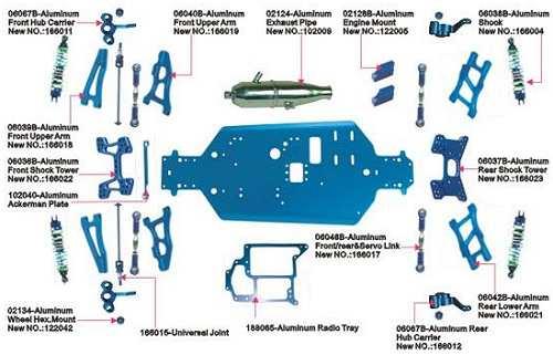 HSP Backwash Chassis