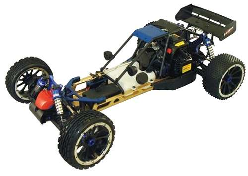 HSP Bajer Chassis