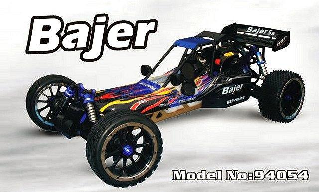 HSP Bajer - 1:5 Nitro Buggy