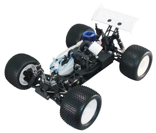 HSP Battle 94761 Chassis