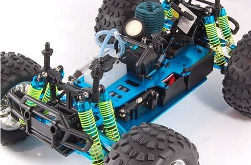 HSP Bug-Crusher Chassis
