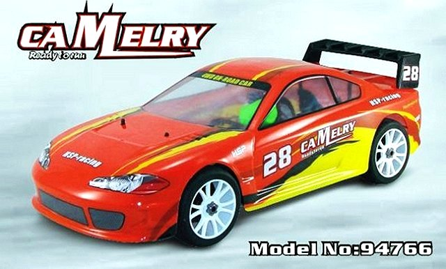 HSP Camelry - 94766 - 1:8 Nitro On Road