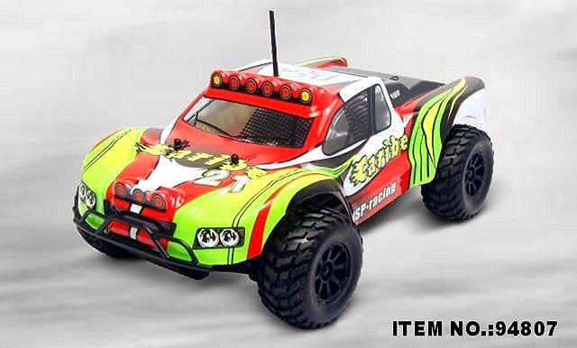 HSP Caribe - 94807 - 1:18 Electric RC Truck