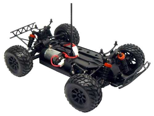 HSP Caribe 94807 Chassis