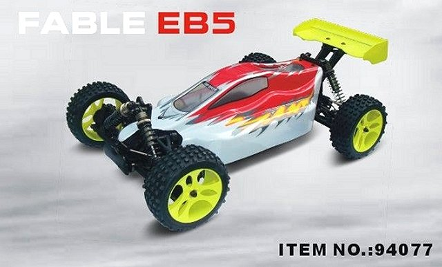HSP Fable EB5 - 94077 - 1:5 Electric Buggy