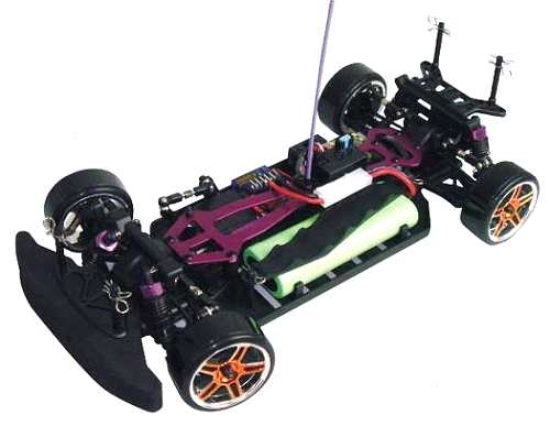 HSP Flying-Fish 94123 Chassis