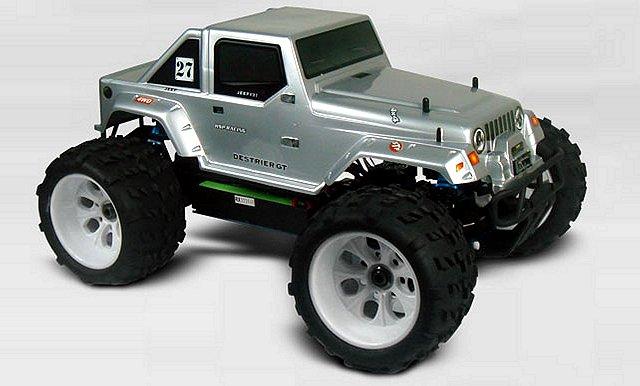HSP Destrier GT Jeep - 94067 - 1:8 Electric Monster Truck
