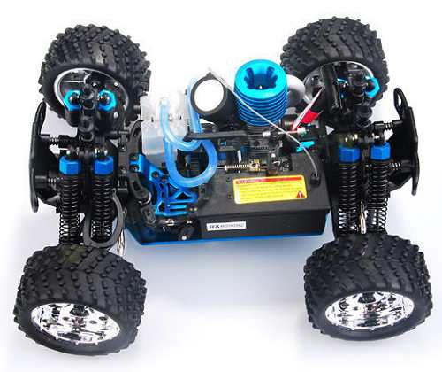 HSP Kingliness 94286 Chassis