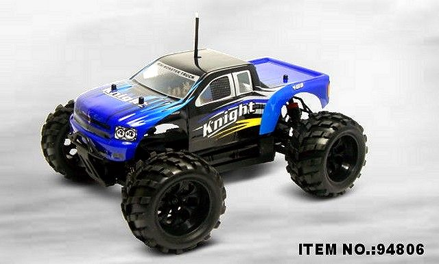 HSP Knight - 94806 - 1:18 Electric Monster Truck