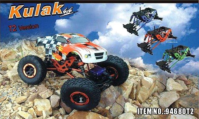 HSP Kulak T2 Version - 94680T2 - Rock Crawler