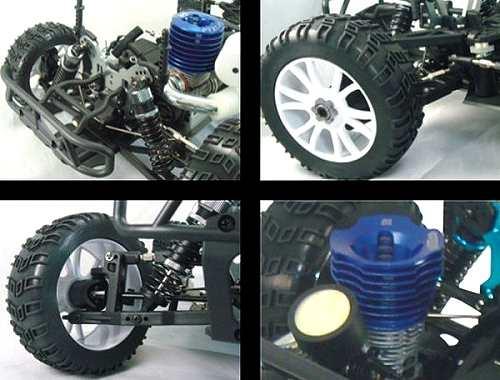 HSP Lacerea 18CXP+ 94863 Chassis